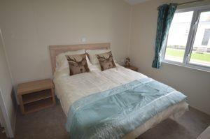 Alberta Whitstable - Willerby Cadence - Bedroom