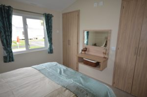 Alberta Whitstable - Willerby Cadence - Bedroom