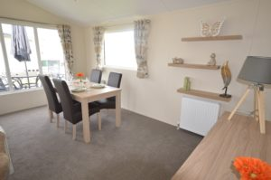 Alberta Whitstable - Willerby Cadence - Dining