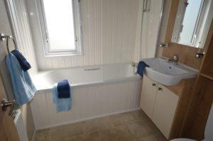 Alberta Whitstable - Willerby Cranbrook -Bathroom