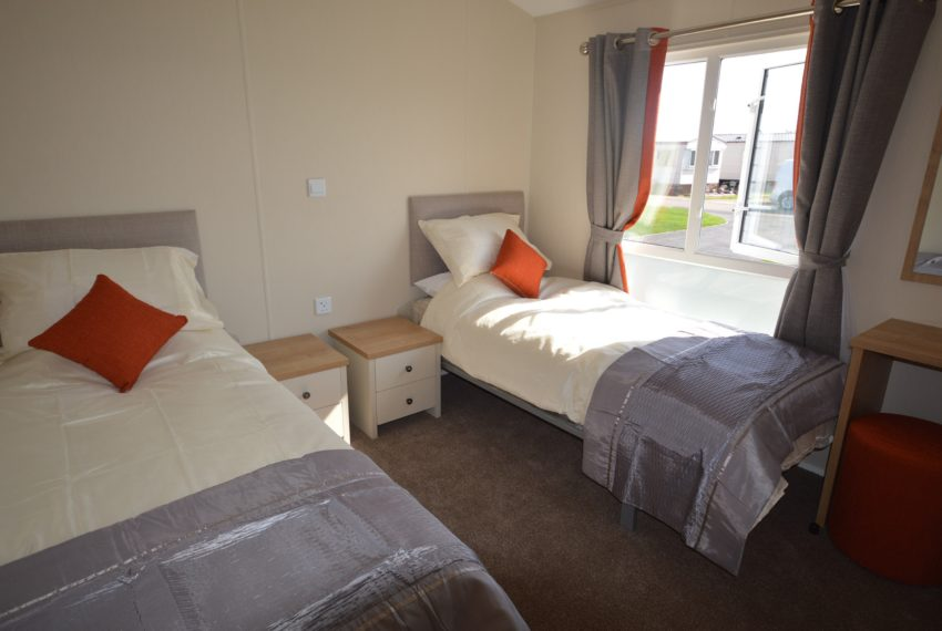 Alberta Whitstable - Willerby Heathfield -Bedroom