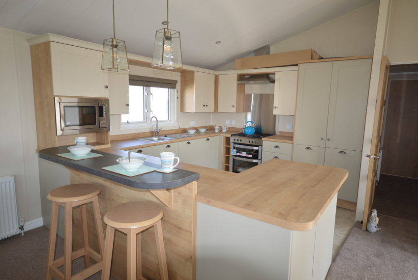 Alberta Whitstable - Willerby Heathfield - Kitchen