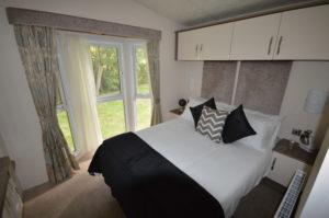 Carlton Meres Holiday Park - Delta Cambridge - Bedroom