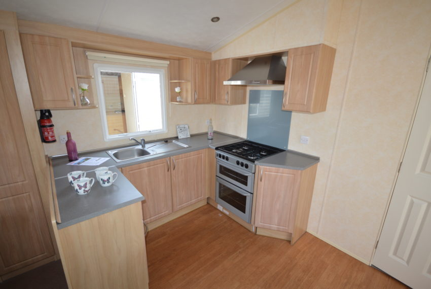 New Beach Holiday Park - BK Contessa - Kitchen