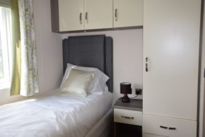 Pevensey Bay Holiday Park - Victory Monaco Duo - Bedroom