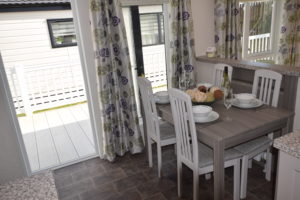 Pevensey Bay Holiday Park - Victory Monaco Duo - Dinning Room