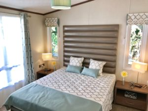 Solent Breezes Holiday Park - Pemberton Arrondale - Bedroom