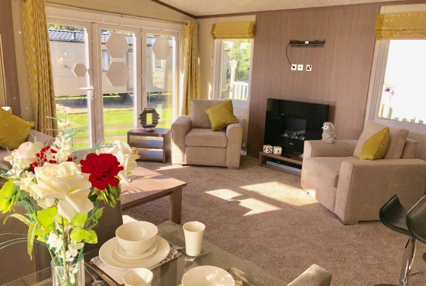 Solent Breezes Holiday Park - Pemberton Arrondale - Lounge