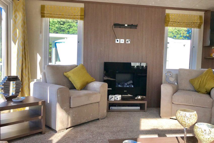 Solent Breezes Holiday Park - Pemberton Arrondale - Lounge 2