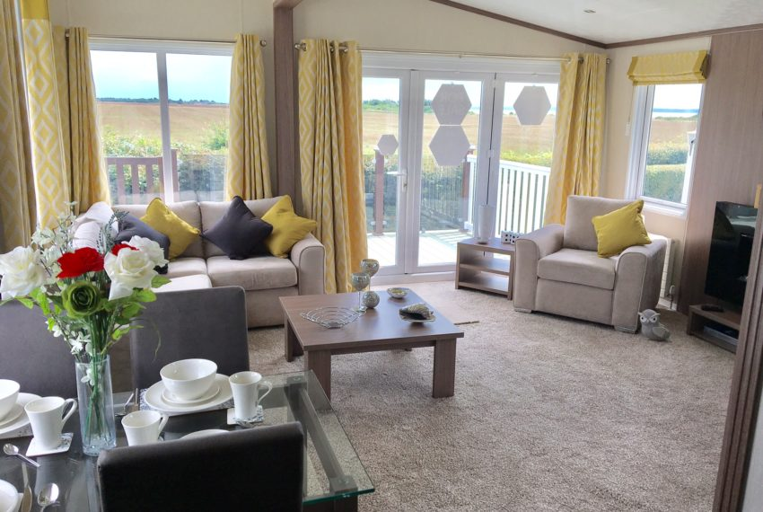 Solent Breezes Holiday Park - Pemberton Arrondale - Lounge