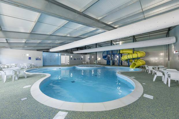 Birchington Vale Holiday Park - Pool