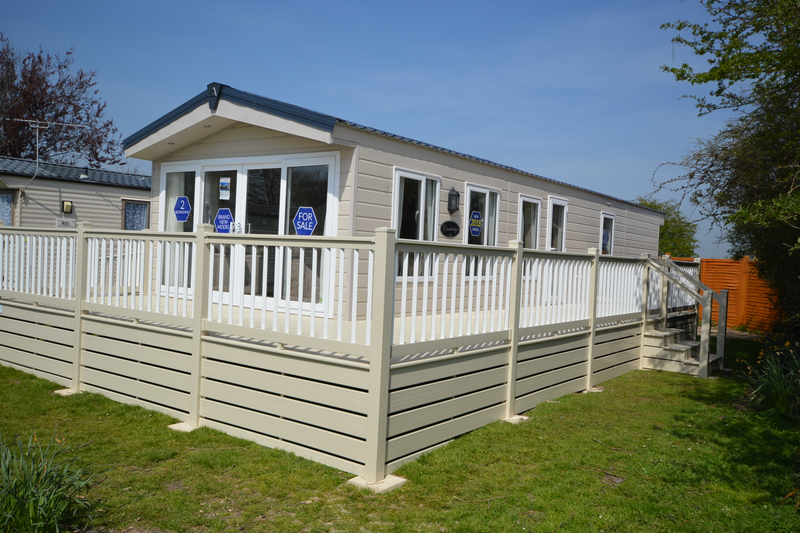 Winchealsea Holiday Park - Delta Cambridge - Outside