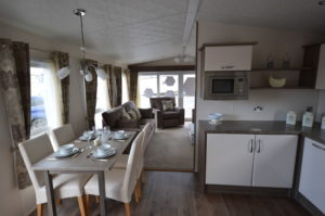 Winchelsea Holiday Park - Delta Cambridge - Lounge