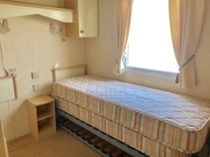 Dovoercourt Holiday Park - Willerby Richmond - Bedroom