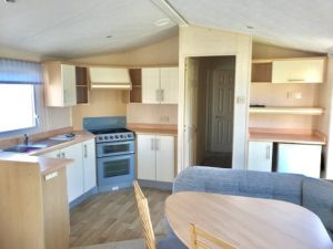 Dovoercourt Holiday Park - Willerby Richmond - Kitchen