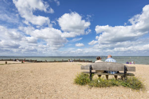 Seaview Holiday Park - Whitstable - Beach