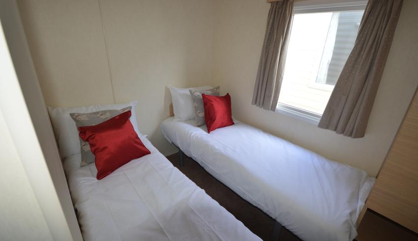 Seaview Holiday Park - Atlas Festival - Bedroom 2