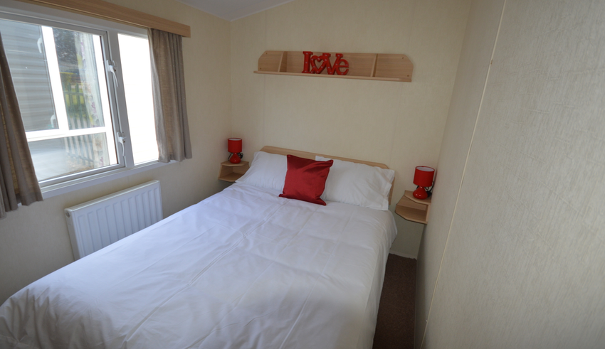 Seaview Holiday Park - Atlas Festival - Bedroom