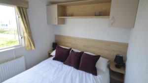 Seaview Holiday Park - Atlas Mirage - Double Bedroom