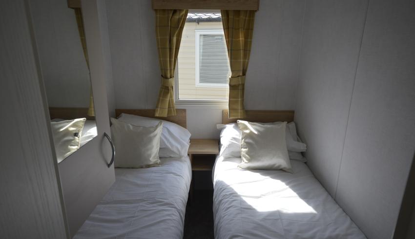 Seaview Holiday Park - Atlas Mirage - Single Bedroom