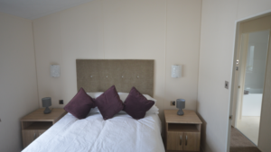 Seaview Holiday Park - Delta Canterbury - Bedroom