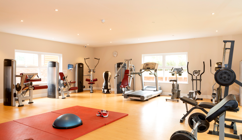 Carlton Meres Holiday Park Gym