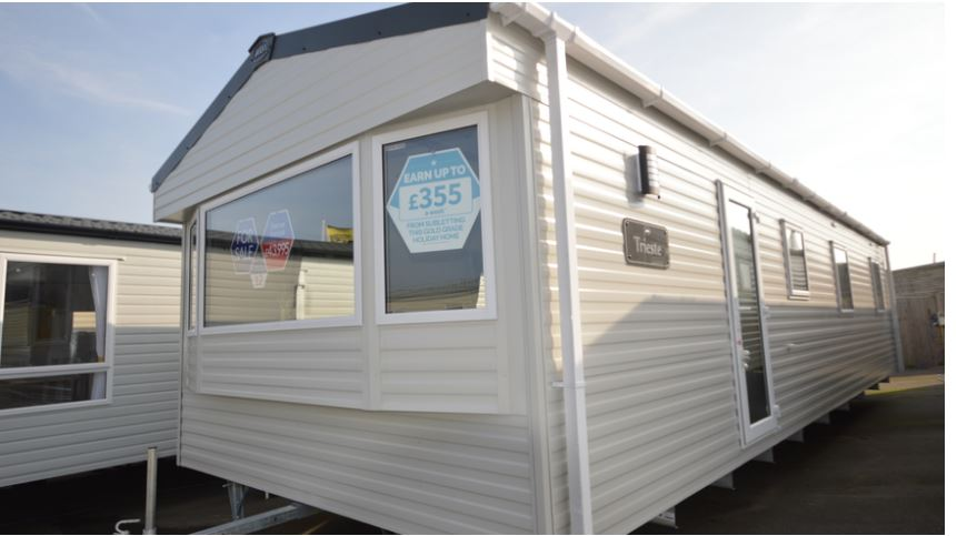 Caravans For Sale at Harts Holiday Park, Isle of Sheppey, Kent | Holiday  Home Agent