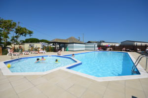 Solent Breezes Holiday Park Pool