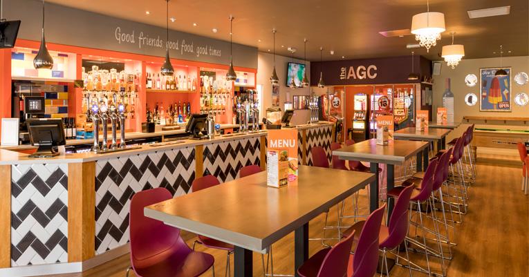 Birchington Vale Holiday Park Bar