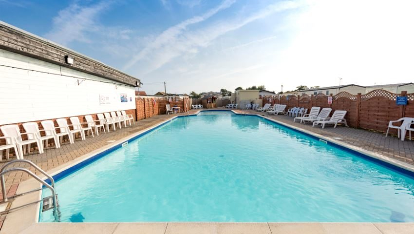 Winchelsea Sands Holiday Park Pool