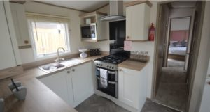 Golden Sands Holiday Park - ABI St David - Kitchen
