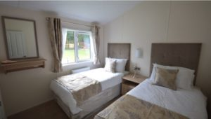 Golden Sands Holiday Park - Delta Canterbury - Bedroom