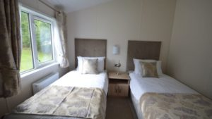 Golden Sands Holiday Park - Delta Canterbury - Bedroom