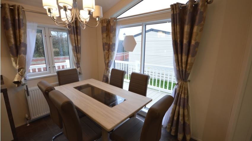 Golden Sands Holiday Park - Delta Canterbury - Dinning