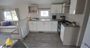 Golden Sands Holiday Park - Delta Hailsham - Kitchen