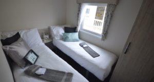 Golden Sands Holiday Park - Delta Hailsham - Single Bedroom