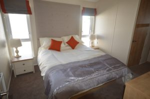 Alberta Whitstable - Willerby Heathfield -Bedroom