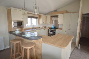 Alberta Whitstable - Willerby Cranbrook - Kitchen