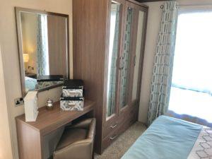 Solent Breezes Holiday Park - Pemberton Arrondale - Bedroom