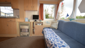 Chichester Lakeside Holiday Park - Willerby Magnum - Lounge