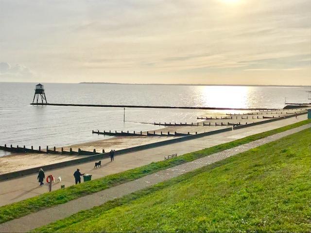 Dovercourt Holiday Park - Beach