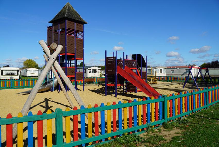 Dovercourt Holiday Park - Playground