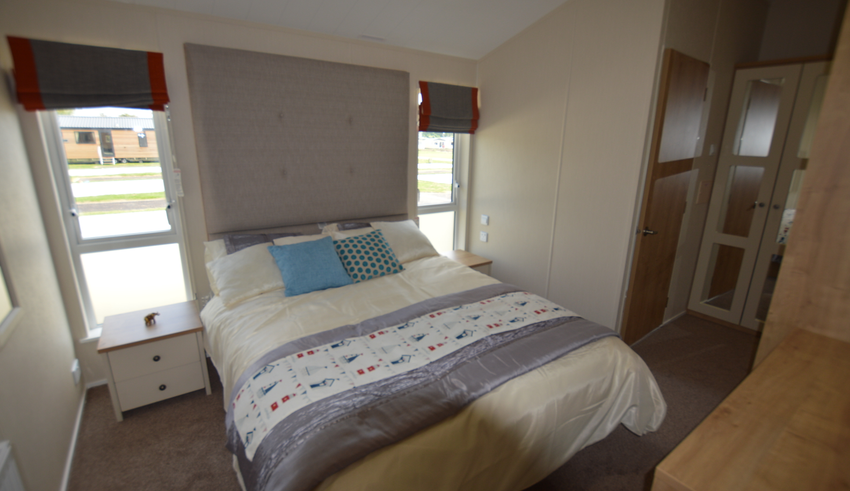 Willerby Heathfield - Chichester Lakeside Holiday Park - Bedroom