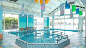 Martello Beach - Pool Inside