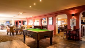 Seaiview Holiday Park -Club House