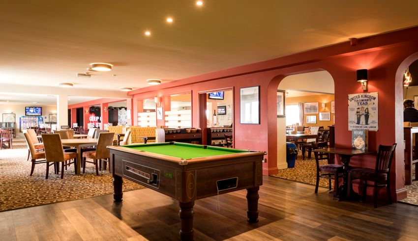 Seaview Holiday Park -Club House