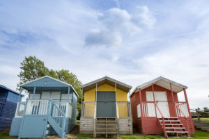 Seaiview Holiday Park - Whitstable - Beach