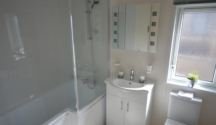 Seaview Holiday Park - Delta Canterbury - Bathroom