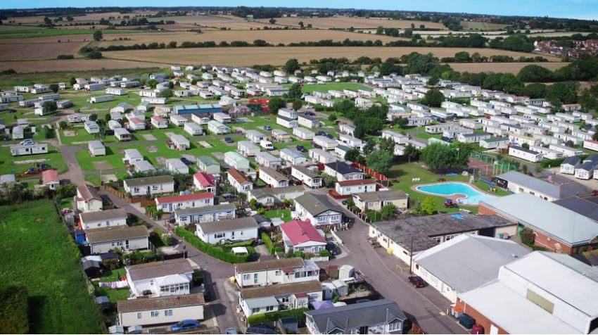 Dovercourt-Holiday-Park-Arial-Shot