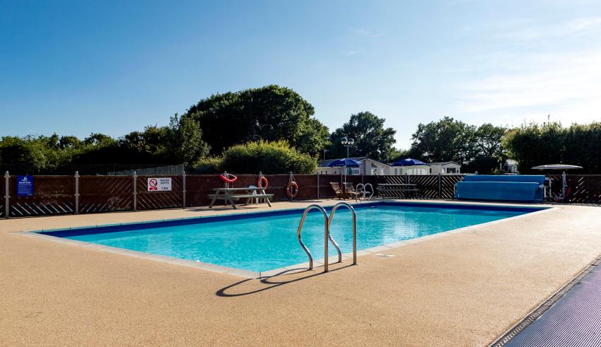 Carlton Meres Holiday Park Outdoor Swimming Pool